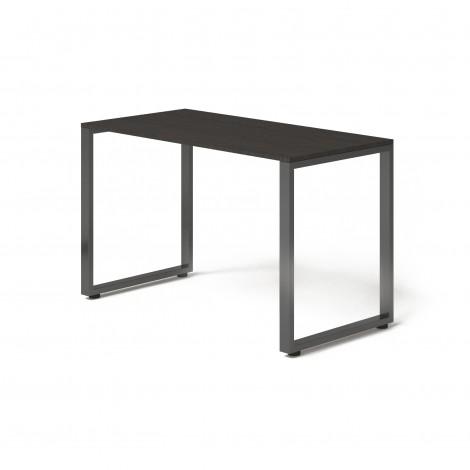 Стол Тавол Loft КС 8.1 металл опоры черные 140смх60смх75см ДСП Венге