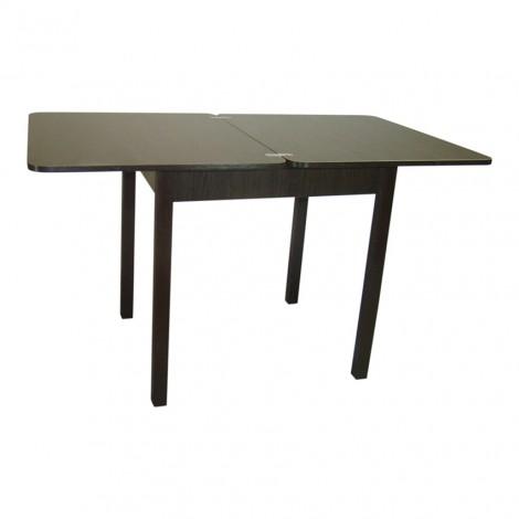 Стол обеденный раскладной Тавол Формади 65смх75смх75см ноги прямое дерево Венге