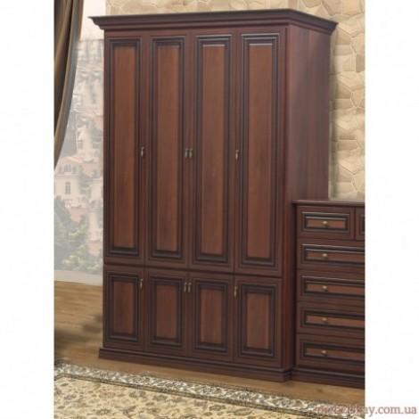 Шкаф 3-х дверный орех Лунгарно Терра Скай