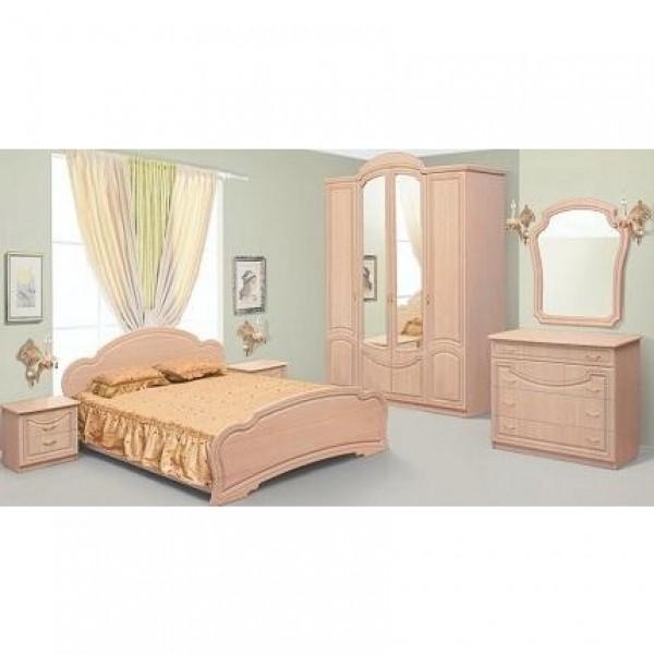 Світ Меблів Спальня Камелия