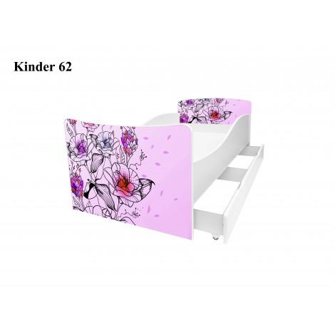 Ліжко дитяче Кіндер/Kinder 62 Viorina-Deko