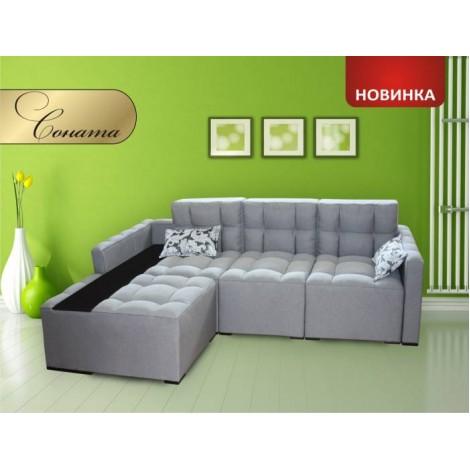 Угловой диван Соната