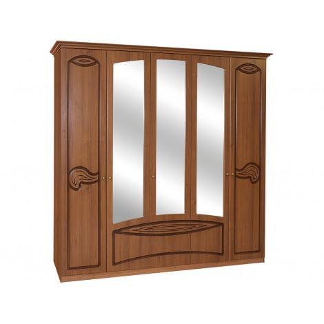 Світ Меблів Тина Шкаф 5Д