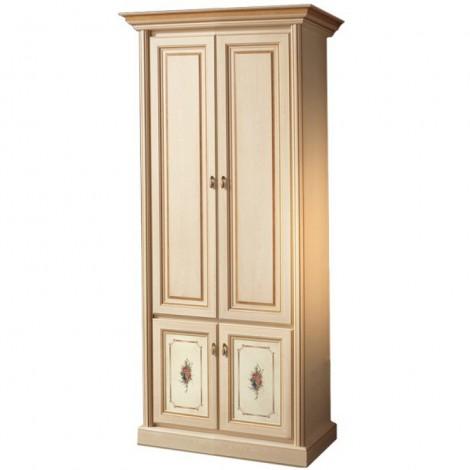 Шкаф 2-х дверный беж Гоа Терра Скай